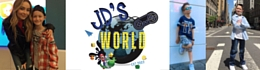 JDP's World logo